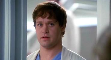 """Grey's Anatomy"": George O'Malley - T.R. Knight"