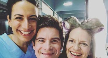 Die jungen Ärzte: Leyla, Ben, Franziska