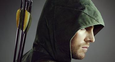 Arrow Oliver Queen (Stephen Amell)