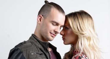GZSZ Sunny (Valentina Pahde) und Chris (Eric Stehfest)