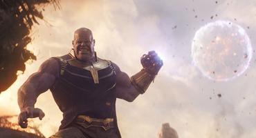 Avengers 3: Infinity War Thanos