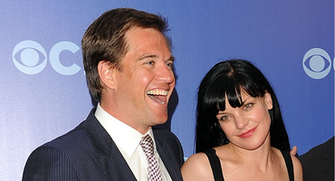 NCIS-Stars Pauley Perrette und Michael Weatherly