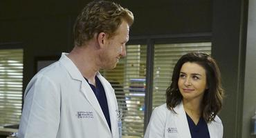 """Grey's Anatomy"": Owen Hunt und Amelia Shepherd"
