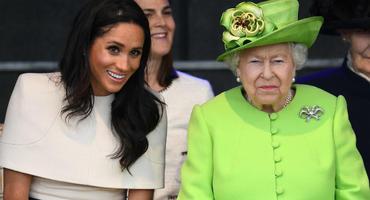 Queen Elizabeth: Sie zweifelt an Meghan Markle!