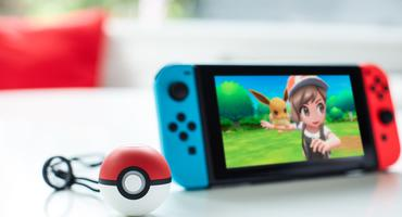 Pokemon Let's Go Pokeball Plus