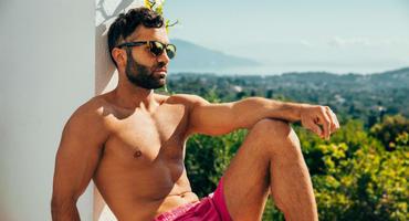 """Bachelorette 2018"" Rafi Rachek, der Familienmensch"