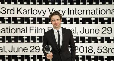 Robert Pattinson at KVIFF 2018