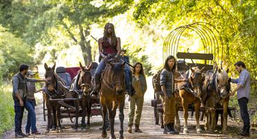 The Walking Dead Staffel 9 Michonne