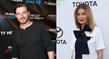 """Grey's Anatomy"": Chris Carmack und Ellen Pompeo alias Meredith Grey"