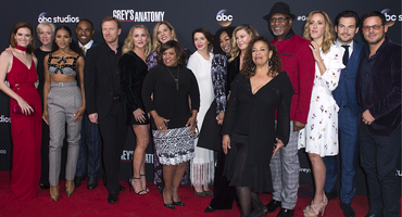 """Grey's Anatomy"" Cast 2017"