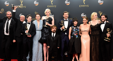 """Game of Thrones"": Cast, Emmys 2016"