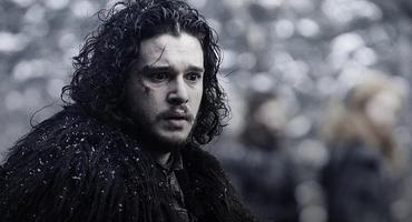 """Game of Thrones"": Jon Snow Jon Schnee Kit Harington"
