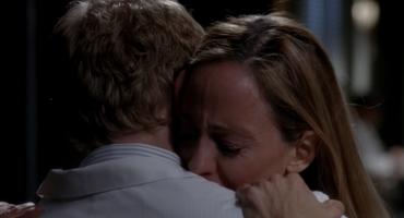 Grey's Anatomy: Kevin McKidd als Owen Hunt & Kim Raver als Teddy Altman
