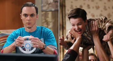The Big Bang Theory & Young Sheldon