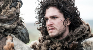 """Game of Thrones"": Kit Harington alias Jon Snow/Schnee"