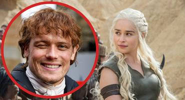 """Outlander""-Star Sam Heughan in ""Game of Thrones""?"