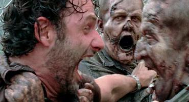 The Walkind Dead: Rick Grimes Walker