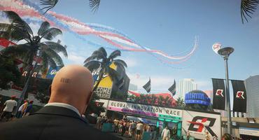 Hitman 2 Miami Eingang