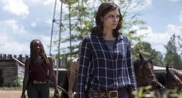 The Walking Dead Maggie Season 9
