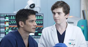"""The Good Doctor"": Freddie Highmore als Shaun Murphy"