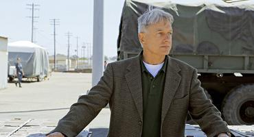 Mark Harmon als Gibbs in NCIS/Navy CIS