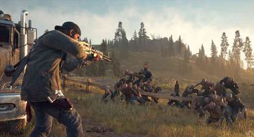 Days Gone auf PS4
