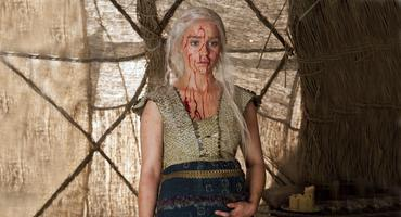 """Game of Thrones"": Daenerys Targaryen (Emilia Clarke) schwanger"