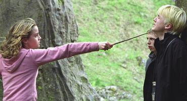 Hermine Malfoy Emma Watson Tom Felton Harry Potter