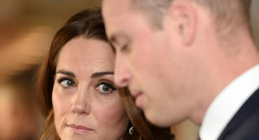 Herzogin Kate: Prinz William ließ sie wegen der Nacktfotos im Stich!