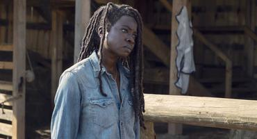 The Walking Dead Michonne