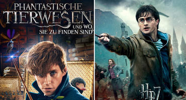 Phantasische Tierwesen Harry Potter streamen