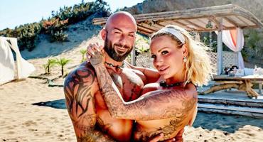 Adam sucht Eva Gina Lisa Lohfink und Antonio