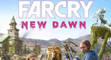 Far Cry New Dawn Artwork