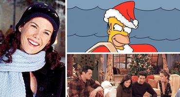 Die schönsten Weihnachtsfolgen unserer Lieblingsserien