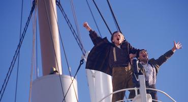 Titanic 1997 Leonardo DiCaprio