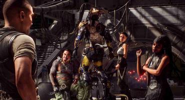 Anthem bei EA/Bioware