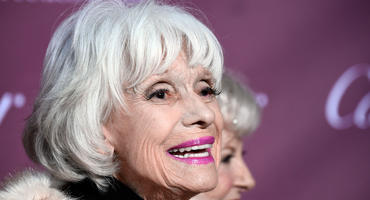"""Hello Dolly""-Star Carol Channing ist tot!"