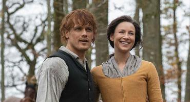 Outlander-Staffel 4: Jamie & Claire