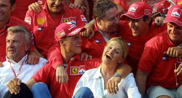 Michael Schumacher Family
