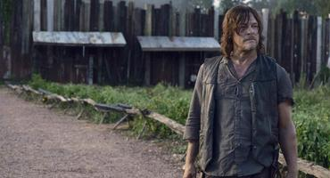 "Daryl bei ""The Walking Dead"" - Staffel 9"