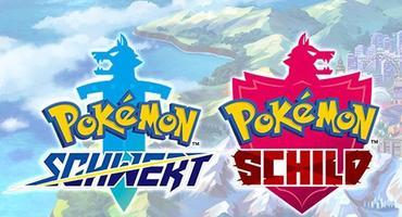 Pokémon Schwert Schild Logo