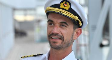 """Florian Silbereisen in """"Das Traumschiff"""""""