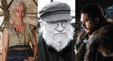 "Nach geleaktem ""Game of Thrones""-Ende: In den Büchern alles anders, so George R.R. Martin"