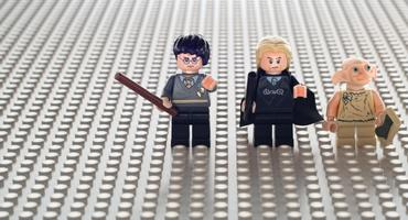 Harry Potter Hogwarts Lego Set