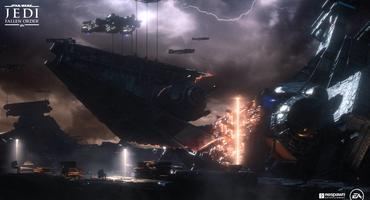 Star Wars: Jedi Fallen Order Gameplay