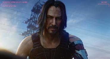 Cyberpunk 2077 CD Projekt Red Keanu Reeves