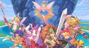 Collection of Mana | Trials of Mana
