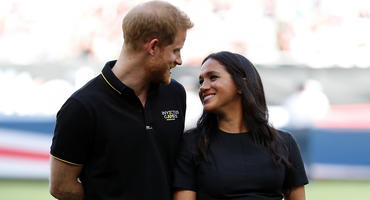 Meghan Markle Adoption