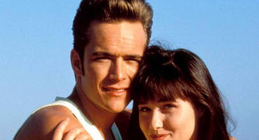 Luke Perry Shannen Doherty 90210