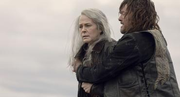 The Walking Dead AMC Carol Daryl